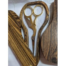 Honduras Cocobolo wood Scissors Safe