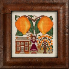 Fruitful XVII ~ Tangerines & Tambourines