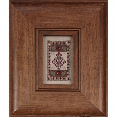 Custom Frame with Vintage Molding